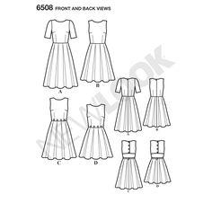 Handmaids Tale Dress Pattern