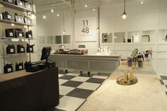 Commercial retailal make up salon in Chicago, Illinois