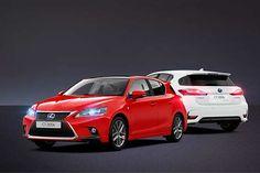 A Lexus está oferecendo na Europa a edição especial do híbrido CT 200h Urban Edition pelo preço de 33 100 euros. Leia mais...