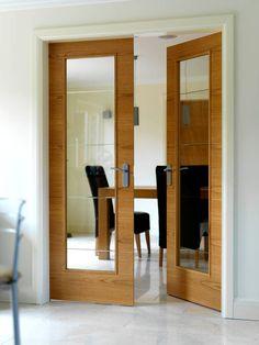 Home Decoration For Ganpati Two Panel Doors, Mdf Doors, Wood Doors, Solid Oak Internal Doors, Internal Glazed Doors, Decoration For Ganpati, Wood Glass, Cut Glass, Fire Doors