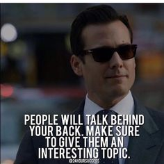 harvey specter life is this i like this shirt Motivational Pictures, Motivational Quotes, Inspirational Quotes, Badass Quotes, Best Quotes, Strong Quotes, Positive Quotes, Positive Life, Harvey Specter Quotes