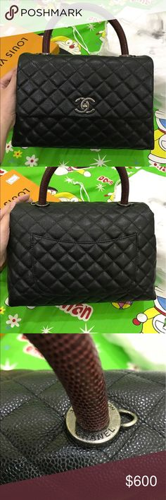 Chanel coco High quality Like authentic CHANEL Bags Shoulder Bags