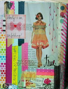 Kelly Kilmer Artist and Instructor: Back Cover of My Essence of Me Journal