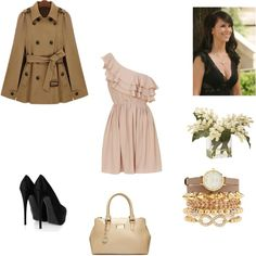 """Melinda Gordon Outfit"" by cristina-barberis on Polyvore"