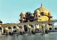 Jagmandir Island Palace Udaipur, Jag Mandir Palace
