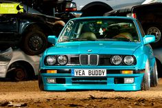 Rob Langelier's fully aired BMW E30 325IS