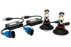 PlasmaGlow Igniters LED Headlight Bulbs - Best Price on PlasmaGlow LED Headlight Conversion Kit