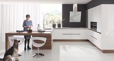 #white #modern #kitchen #patricia #high gloss