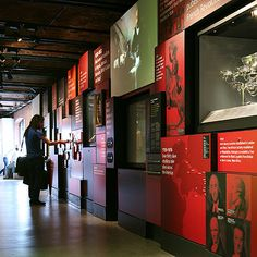 International Slavery Museum Liverpool | Redman Design Ilkley UK