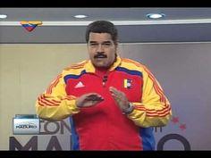 MADURO El presidente de Venezuela opinó sobre la situación actual de la ...