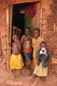 Africa | Acholi Children. Kampala, Uganda. | © Vicky Collins. I'm BEYOND excited for this summer!