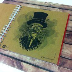 #impresión digital en papel #kraft | www.arg.es |