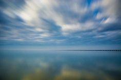 Needle #long #exposure #photography #fine #art #color #vivid #lake #calm #still #reflection #clouds #blur #motion #sea #water #bridge #leading #lines #horizon #point #landscape