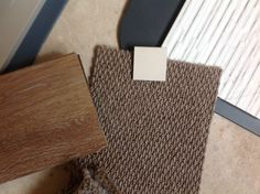 Flooring and blinds