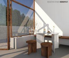 Design Café, Cafe Design, Cafe Interior Design, Interior Architecture, Interior Decorating, House Design, Coffee Shop, Coffee Maker, Bar Furniture