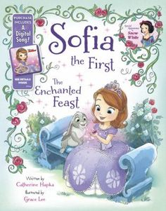 When an evil fairy disguises herself as a powerful sorceress to take over a Tri-Kingdom Area feast, Sofia forms an unlikely team with Clover, Cedric and Wormwood to protect her family and amulet.