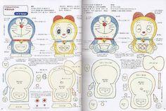 fieltro Doraemon - blanca - Picasa Web Albums