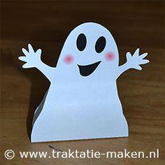 Afbeelding van de traktatie Spookje