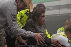 """First trailer for Boston bombing film """"Stronger"""" was unveiled online. Directed by David Gordon Green, starring Jake Gyllenhaal and Tatiana Maslany."""