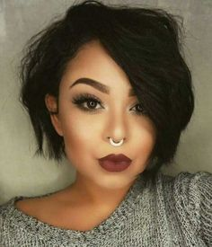 Awesome Short Hair Cuts For Beautiful Women Hairstyles 320