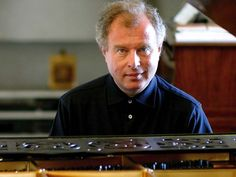 Andras Schiff - listen to his Bach & Mozart.
