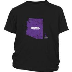 Arizona - Alzheimer's Awareness Youth Home Tee