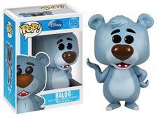 Pop! Disney: Baloo | Funko  Possible Stores: B&N, Target, Walmart, Toys R Us...