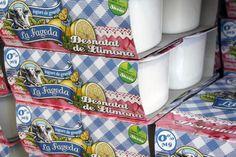 Iogurt desnatat amb extracte de Stevia La Fageda