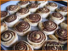 yumm~ Piercing piercings h&m Pumpkin Breakfast, Torte Cake, Salty Snacks, Tasty, Yummy Food, Hungarian Recipes, Baking And Pastry, Sweet And Salty, Sweet Recipes