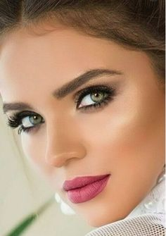 May 2020 ~ beautiful female face photo Most Beautiful Faces, Stunning Eyes, Beautiful Lips, Gorgeous Eyes, Pretty Eyes, Beautiful Women, Beautiful Clothes, Simply Beautiful, Beautiful Pictures