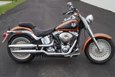 2008 Harley Davidson Fat Boy for sale, Price:$9,650. Cedar Rapids, Iowa