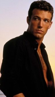 Ben Affleck <3 obsessed with this man.