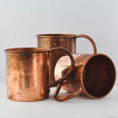Paykoc 24oz Solid Copper Mug