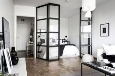 Choosing a small studio apartment as your living place is a good choice. If you do not need many rooms inside your apartment, you might need some references how to design it. By searching the references, it will help you to find the best design and ideas easier. Here is ...