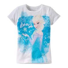 Disney Frozen Elsa ''Let It Go'' Tee - Girls 7-16