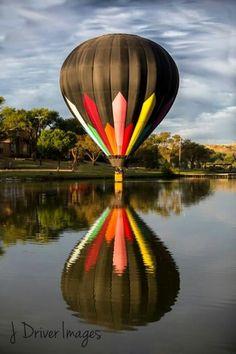 Balloon Rides, Hot Air Balloon, Beautiful Fairies, Cute Quotes, Summer Nights, Shadows, Art Projects, Balloons, Gardens