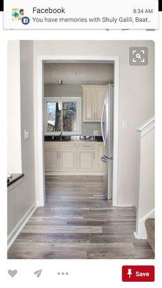 Subtle laminate floor
