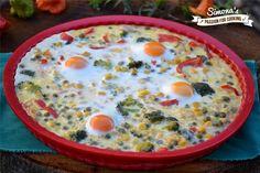 Frittata cu legume si oua de prepelita http://www.simonapatras.com/2015/02/frittata-cu-legume-si-oua-de-prepelita.html