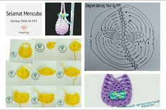 Pin by norani yusoff on sarung telur pinterest crochet egg cozy sarung telur kait diagram sarung telur kait kait sarung telur goodies bag ccuart Gallery