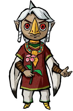 View an image titled 'Prince Komali Art' in our The Legend of Zelda: The Wind Waker HD art gallery featuring official character designs, concept art, and promo pictures. The Legend Of Zelda, Legend Of Zelda Characters, Fictional Characters, Character Concept, Character Art, Concept Art, Wind Waker, Twilight Princess, Princess Zelda
