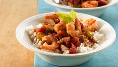 Here's classic Creole flavorful cooking just for two.
