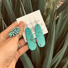 Selenite Crystals, Turquoise Bracelet, Alternative, Delicate, Clay, Wood, Earrings, Instagram, Jewelry