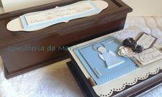 Caixas personalizadas, batizado, convite, cha de bebe, lembrança