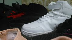 check out the fresh WHITE PREMIUM LEATHER JAZZ SNEAKER