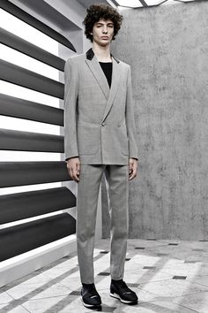 Balenciaga Spring-Summer 2015 Men's Collection
