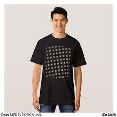 Degu LIFE Tシャツ