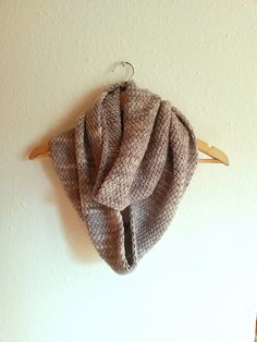 NEW - Video Tutorial of the stitch used in this Cowl: http://youtu.be/3vZXrh8Ij4M