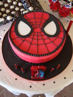 Top Planners: Cumpleaños Spiderman