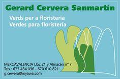 Anuncio 1/4 Floristería Gerard Cervera Sanmartí