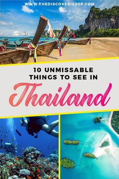 Thailand Travel Tips I Phuket I Bangkok IThailand Backpacking I Beaches I Southeast Asia #travel #traveltips #thailand